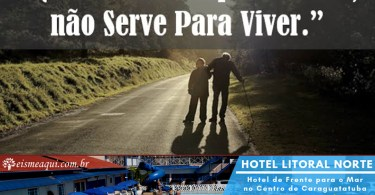 """""""Quem não vive para servir, não serve para viver."""""""