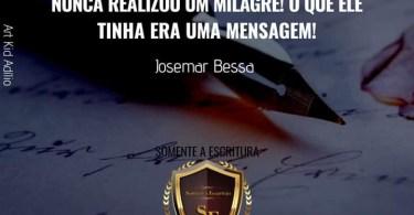 João Batista tinha uma mensagem!