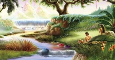 O jardim do Éden foi um lugar real ou apenas um mito?