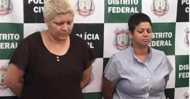 Lésbicas Rosana e Kacyla