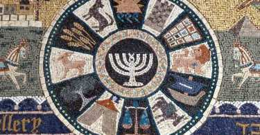 12 Tribos de Israel