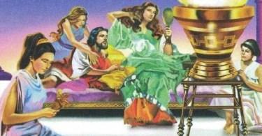Esposas de Salomão