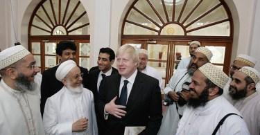 Boris Johnson Muslims