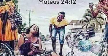 Matheus 24:12