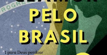40 dias de Clamor pelo Brasil