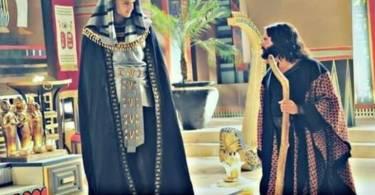 O Mundo é Como o Faraó