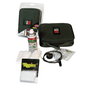 Kit limpiador universal para rifle