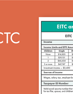 Earned income tax credit also  get it back credits for people who work rh eitcoutreach