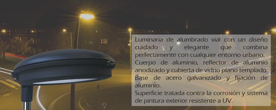 Luminaria Vial LED