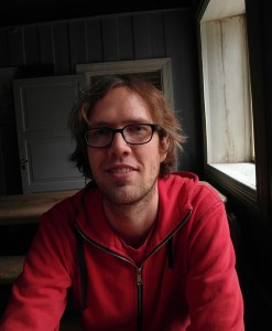 Eivind Vetlesen portrait