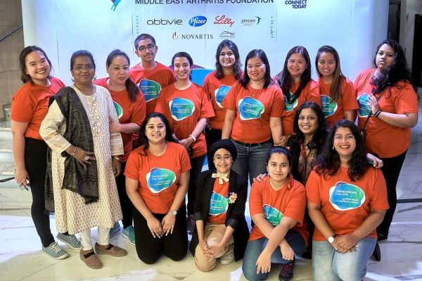 MEAF hosts community event to mark World Arthritis Day in the UAE