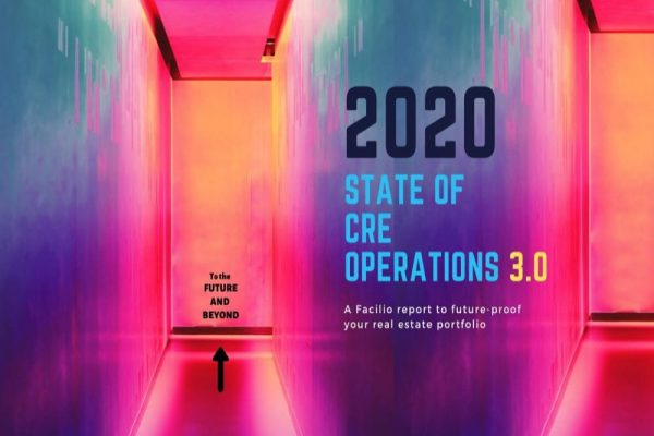 Facilio releases CRE3.0 report on impact of data-driven building operations in 2020