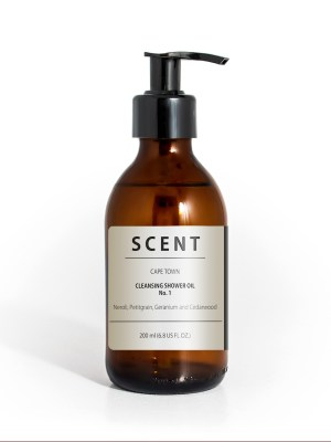 CLEANSING SHOWER OIL NO 1 – 200 ML