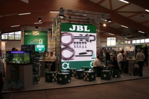 LED Wand in neuem Format_JBL Messestand