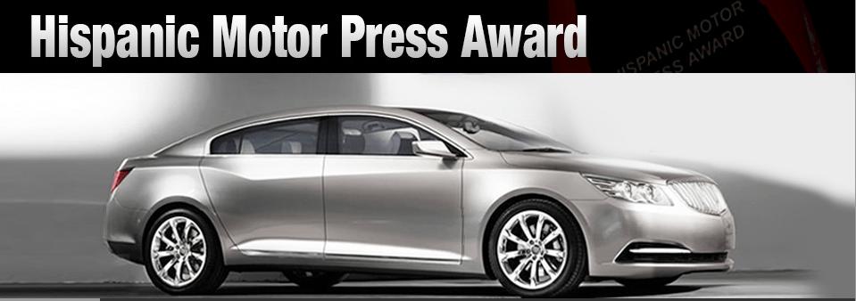 hispanic motor award