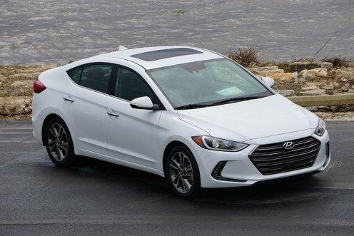 Exclusiva presentación del 2017 Hyundai Elantra