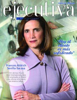 Frances_ Aldrich _Sevilla-Sacasa es la CEO del Itaú_ Private Bank_ International
