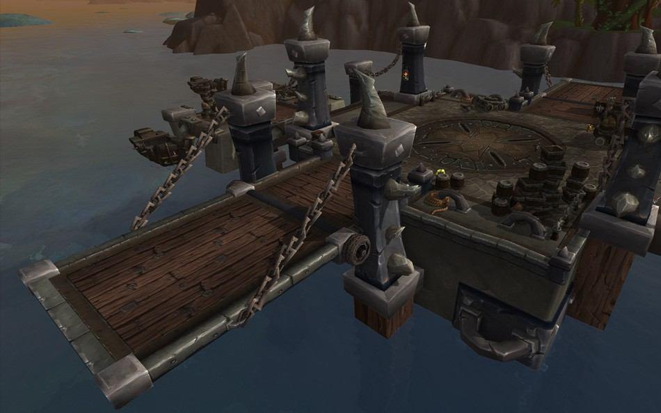 World of Warcraft Shipyard
