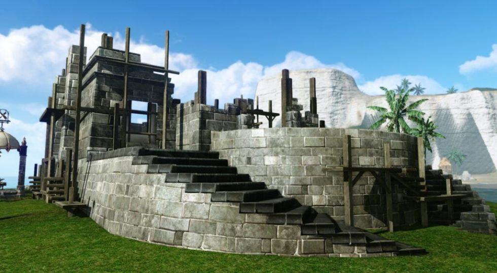 ArcheAge Online Castle