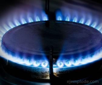 Ejemplo de Energas no renovables