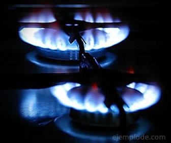 Ejemplo de Energa Qumica