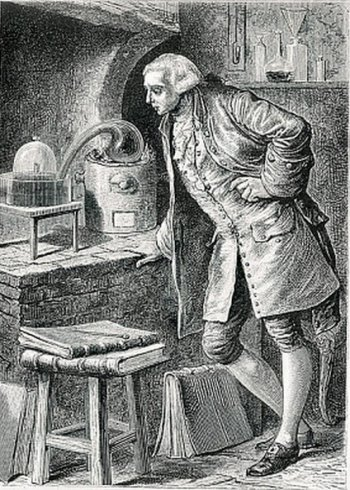 Biografa de Lavoisier