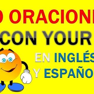 Oraciones Con Your En Inglés