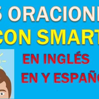 Oraciones En Inglés Con Smart