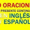 10 Oraciones Con Presente Continuo en Inglés Geniales