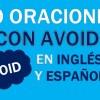 30 Oraciones Con Avoid En Inglés ✔ Frases Con Avoid 🥇