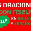 25 Oraciones Con Itself En Inglés ✔ Frases Con Itself ⚡