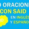 30 Oraciones Con Said En Inglés ✔ Frases Con Said Fáciles⚡