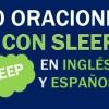 30 Oraciones Con El Verbo Sleep ✔ Frases Con Sleep Fáciles⚡