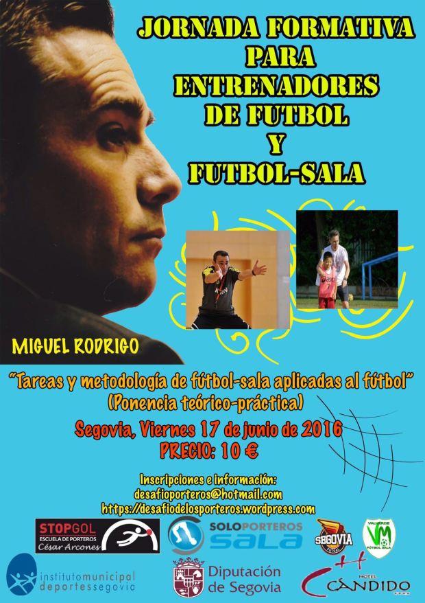 Jornada Formativa para entrenadores en Segovia