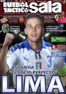 Análisis de Gabriel Lima para Fútbol Táctico