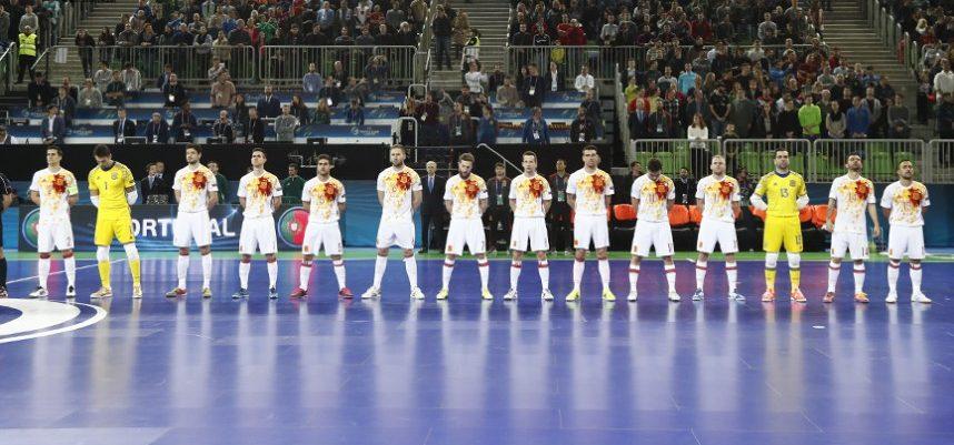 Portugal, Campeona de Europa de Fútbol Sala