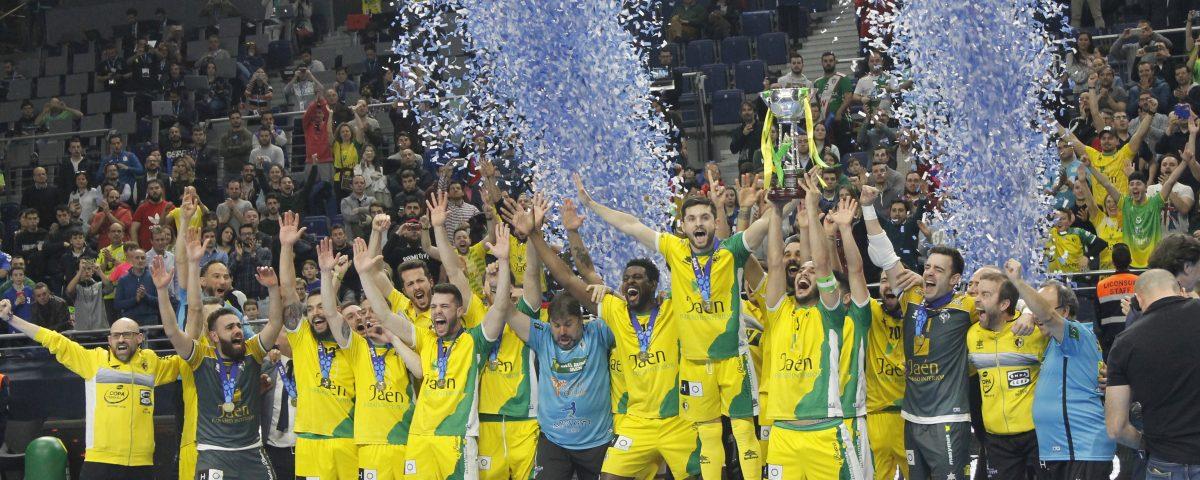 Juego de Cinco: Final de la Copa de España de Fútbol Sala