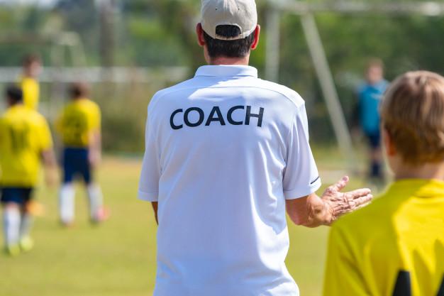 ¿Dónde están los entrenadores?