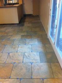 18 X 18 Slate Tile