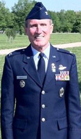 Col. Thomas W. McCay, USAF (ret.)