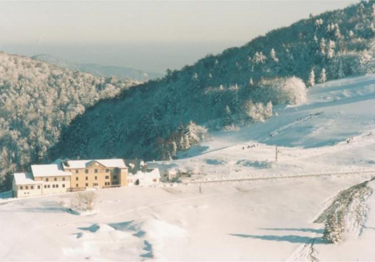 Séjour trappeur - EJN02 neige