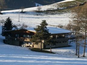 EJ'N - Le centre d'accueil « Les Chaberts », Méaudre, massif du Vercors