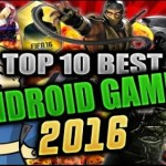 Best 10 New Android games of August 2016
