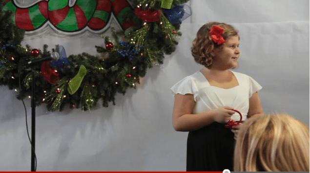 Tacy's Christmas Recital 2011