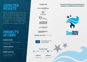 DexROV flyer