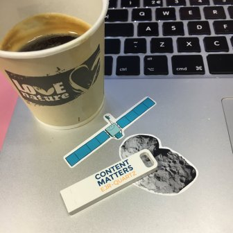 Coffee for the graveyard shift: Rosetta crash manoeuvre took place in the middle of the night.