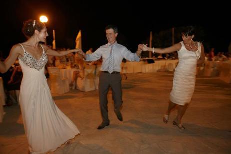Dancing at my wedding 2012
