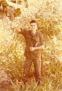 In the army 1978