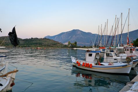 Epidavros Town