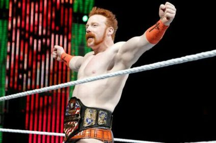 Sheamus lords it up